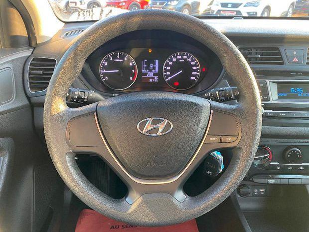 Photo miniature de la Hyundai i20 1.2 84ch Initia 2018 d'occasion