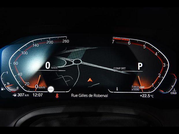 Photo miniature de la BMW Serie 3 Série 3 Touring 330iA xDrive 258ch M Sport 2020 d'occasion