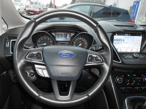 Photo miniature de la Ford Grand C-MAX 1.0 EcoBoost 125ch Stop&Start Titanium Euro6.2 2018 d'occasion