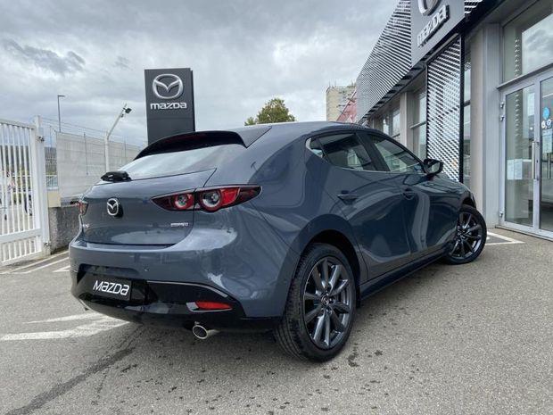 Photo miniature de la Mazda Mazda3 Mazda 3 1.8 Skyactiv-D 116ch Inspiration 2020 d'occasion