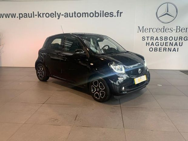 Photo miniature de la Smart forfour Electrique 82ch prime 2019 d'occasion