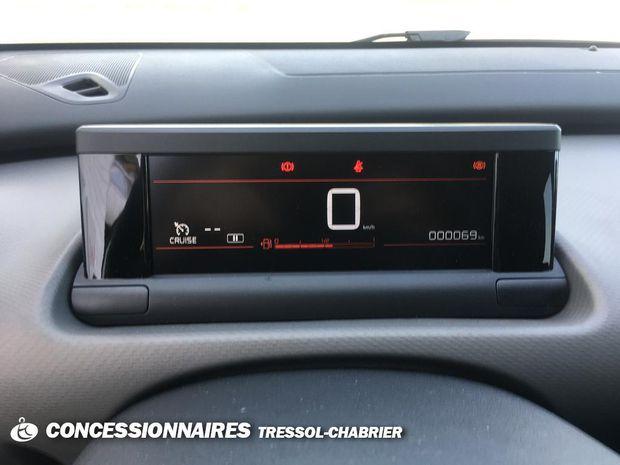 Photo miniature de la Citroën C4 Cactus BlueHDi 100 S&S BVM6 Shine 2020 d'occasion