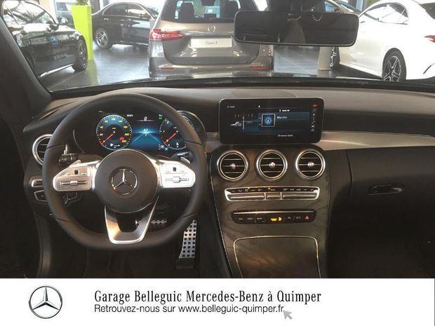 Photo miniature de la Mercedes Classe C Cabriolet 220 d 194ch AMG Line 9G-Tronic Euro6d-T 2020 d'occasion