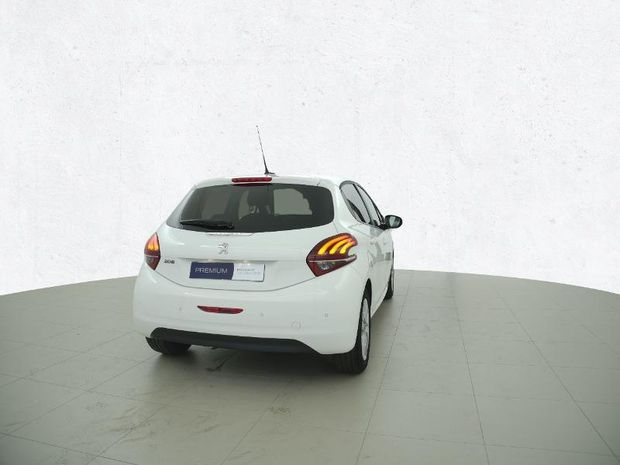 Photo miniature de la Peugeot 208 1.6 BlueHDi 75ch Style 5p 2017 d'occasion