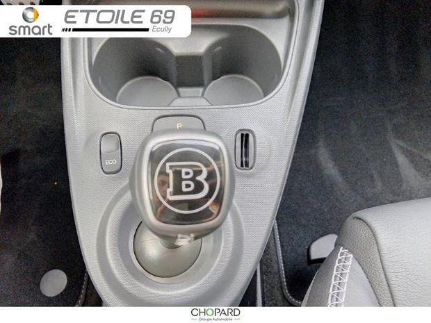 Photo miniature de la Smart forfour Electrique 82ch Brabus style 2019 d'occasion