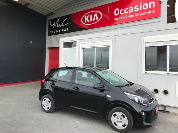 Photo miniature de la Kia Picanto 1.0 67ch Active Euro6d-T 2020 2020 d'occasion