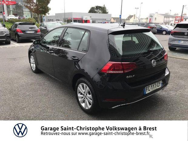 Photo miniature de la Volkswagen Golf 1.6 TDI 115ch FAP Confortline Business 5p 2018 d'occasion