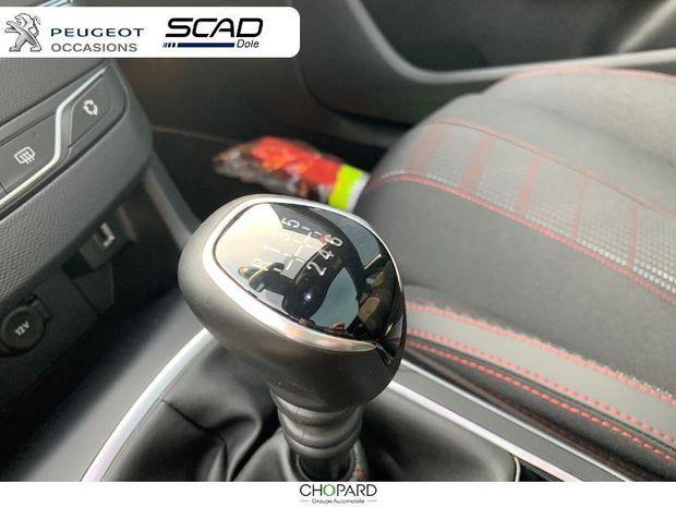 Photo miniature de la Peugeot 308 SW 1.2 PureTech 130ch S&S GT Line 7cv 2020 d'occasion