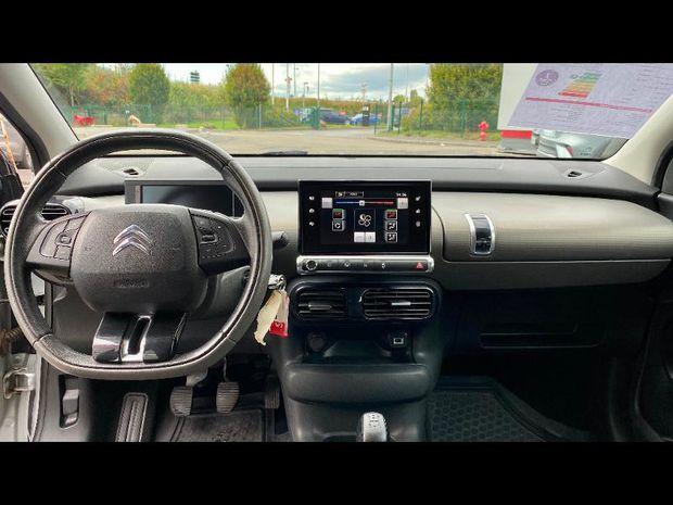 Photo miniature de la Citroën C4 Cactus PureTech 82 Feel 2018 d'occasion