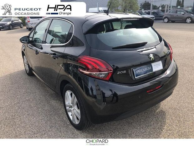 Photo miniature de la Peugeot 208 1.6 BlueHDi 100ch Allure Business S&S 5p 2017 d'occasion
