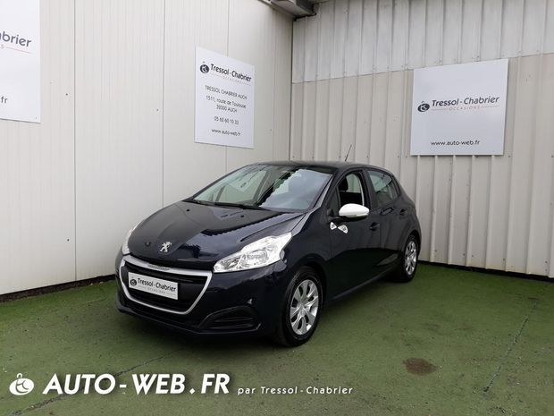 Photo miniature de la Peugeot 208 PureTech 68ch BVM5 Like 2019 d'occasion