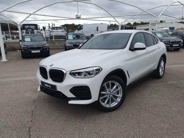 Photo miniature de la BMW X4 xDrive20d 190ch Business Design Euro6d-T 2020 d'occasion
