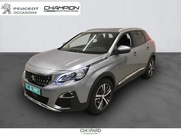 Photo miniature de la Peugeot 3008 1.5 BlueHDi 130ch E6.c Allure S&S 6cv 2020 d'occasion