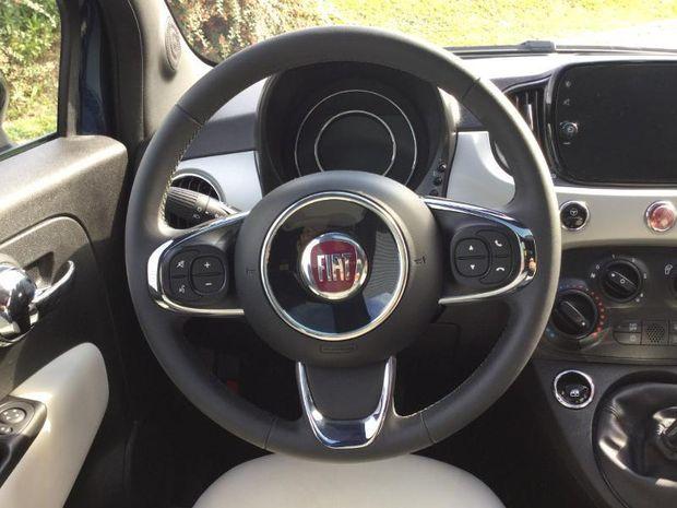 Photo miniature de la Fiat 500 1.2 8v 69ch S&S star 117g 2019 d'occasion