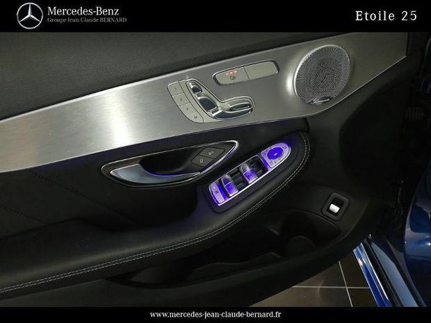 Photo miniature de la Mercedes Classe C Break 220 d 194ch AMG Line 4Matic 9G-Tronic 2019 d'occasion