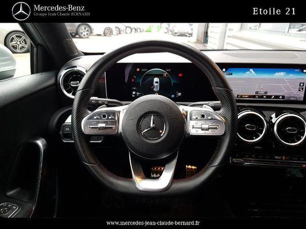 Photo miniature de la Mercedes Classe A 200 d 150ch AMG Line 8G-DCT 2019 d'occasion