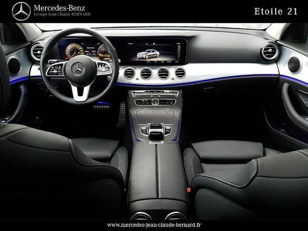 Photo miniature de la Mercedes Classe E 220 d 194ch Avantgarde Line 9G-Tronic Euro6d-T-EVAP-ISC 2019 d'occasion