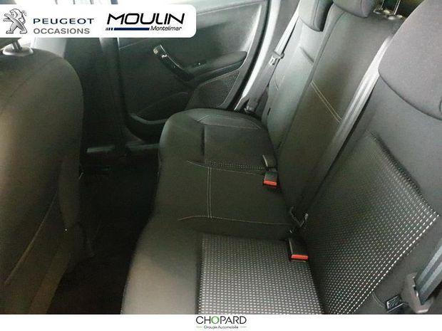 Photo miniature de la Peugeot 208 1.5 BlueHDi 100ch E6.c Allure Business BVM5 S&S 5p 2019 d'occasion
