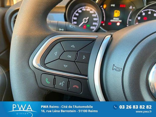 Photo miniature de la Fiat 500X 1.0 FireFly Turbo T3 120ch Club 2020 d'occasion