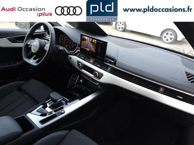 Photo miniature de la Audi A4 Avant 35 TFSI 150ch S line S tronic 7 2019 d'occasion