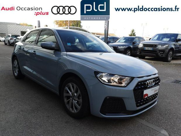 Photo miniature de la Audi A1 Sportback 30 TFSI 116ch Design 2020 d'occasion