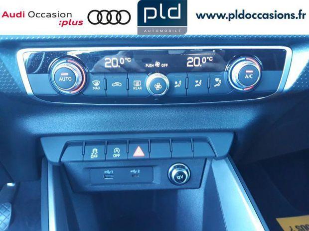 Photo miniature de la Audi A1 Sportback 30 TFSI 116ch Design 2020 d'occasion