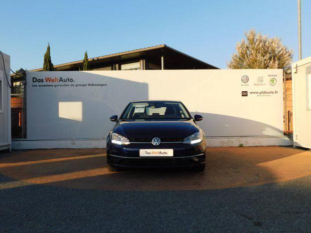 Photo miniature de la Volkswagen Golf 1.0 TSI 110ch Connect 5p 2018 d'occasion