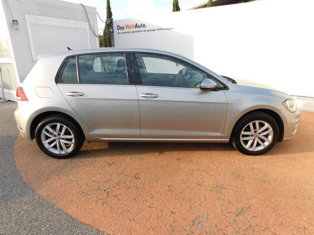Photo miniature de la Volkswagen Golf 1.0 TSI 110ch Connect 5p 2018 d'occasion
