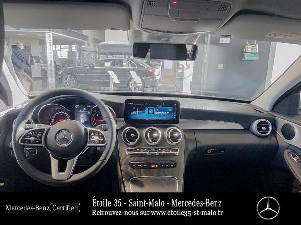 Photo miniature de la Mercedes Classe C Break 200 d 160ch Avantgarde Line 9G-Tronic 2020 d'occasion