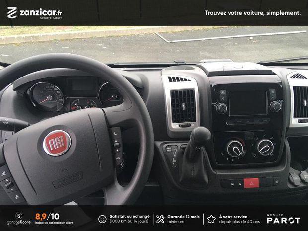 Photo miniature de la Fiat Ducato Fg 3.3 CH2 2.3 Multijet 160ch PACK PRO NAV EAT9 2020 d'occasion