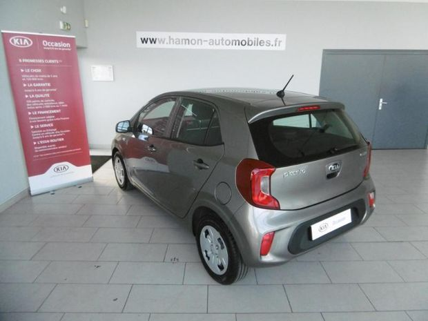 Photo miniature de la Kia Picanto 1.0 67ch Active Euro6d-T 2020 d'occasion