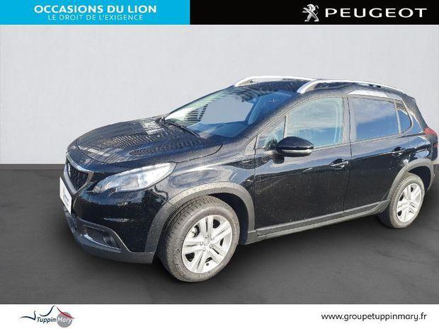 Photo miniature de la Peugeot 2008 1.2 PureTech 110ch E6.c Signature S&S 5cv 2019 d'occasion