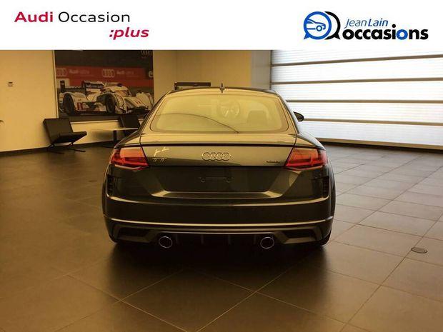 Photo miniature de la Audi TT Coupé 45 TFSI 245 S tronic 7 Quattro 2020 d'occasion