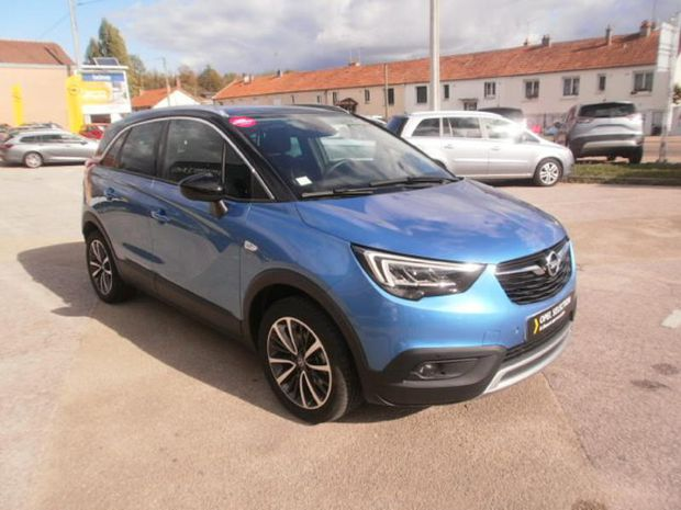 Photo miniature de la Opel Crossland X 1.2 Turbo 110ch Innovation 2020 d'occasion