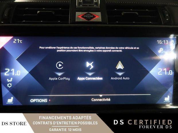 Photo miniature de la DS DS 7 Crossback BlueHDi 180ch Grand Chic Automatique 2020 d'occasion