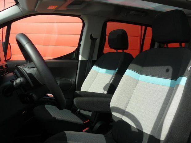 Photo miniature de la Citroën Berlingo M BlueHDi 130ch S&S Shine EAT8 113g 2019 d'occasion