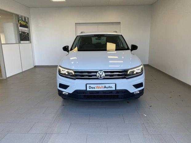 Photo miniature de la Volkswagen Tiguan 2.0 TDI 150ch IQ.Drive DSG7 Euro6d-T 2019 d'occasion