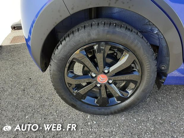 Photo miniature de la Citroën C1 VTi 72 Urban Ride 2019 d'occasion