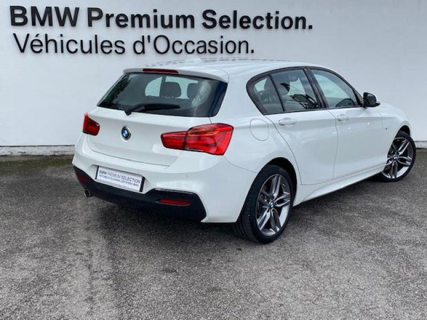 Photo miniature de la BMW Serie 1 Série 1 116d 116ch M Sport 5p 2017 d'occasion