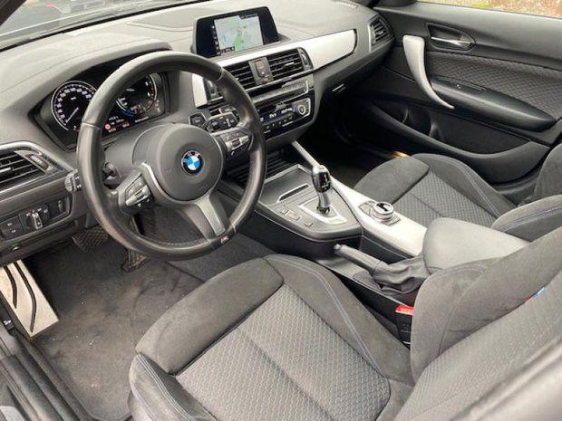 Photo miniature de la BMW Serie 1 Série 1 118dA 150ch M Sport 5p 2017 d'occasion