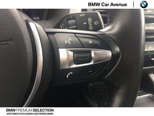 Photo miniature de la BMW Serie 1 Série 1 118d 150ch M Sport 5p 2017 d'occasion