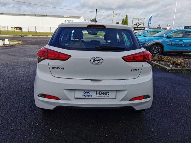 Photo miniature de la Hyundai i20 1.2 75 Edition #Clim 2017 d'occasion