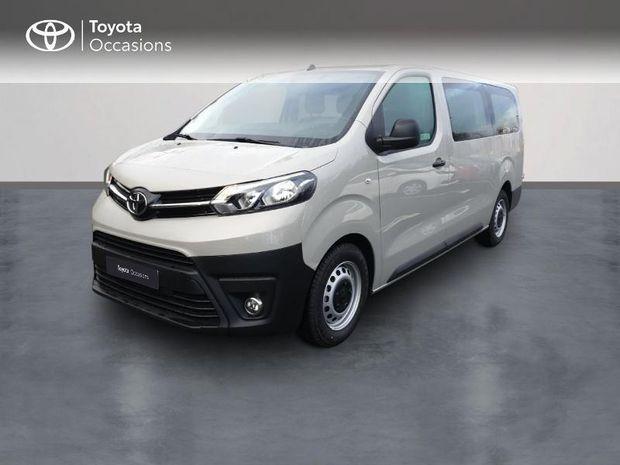 Photo miniature de la Toyota PROACE Verso Long 1.5 120 D-4D Dynamic RC18 2020 d'occasion
