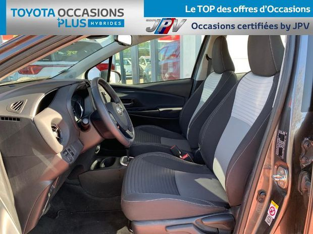 Photo miniature de la Toyota Yaris 100h Dynamic 5p 2017 d'occasion