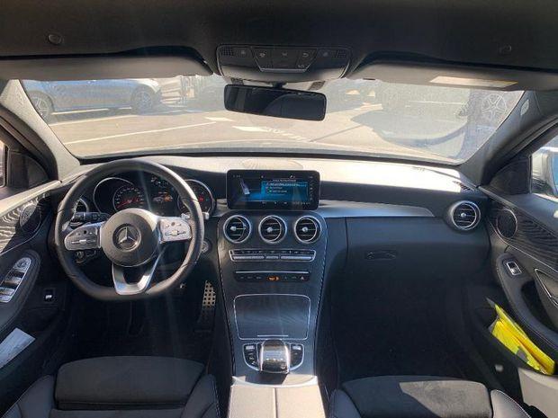 Photo miniature de la Mercedes Classe C Break 300 de 194+122ch AMG Line 9G-Tronic 2020 d'occasion