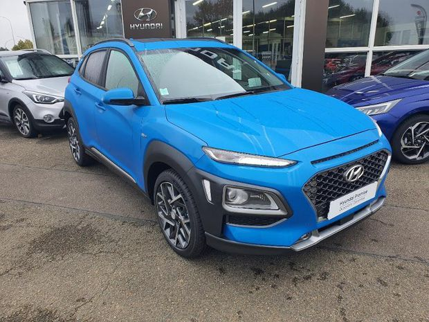 Photo miniature de la Hyundai Kona 1.6 GDi hybrid 141ch Executive DCT-6 Euro6d-T EVAP 2020 d'occasion