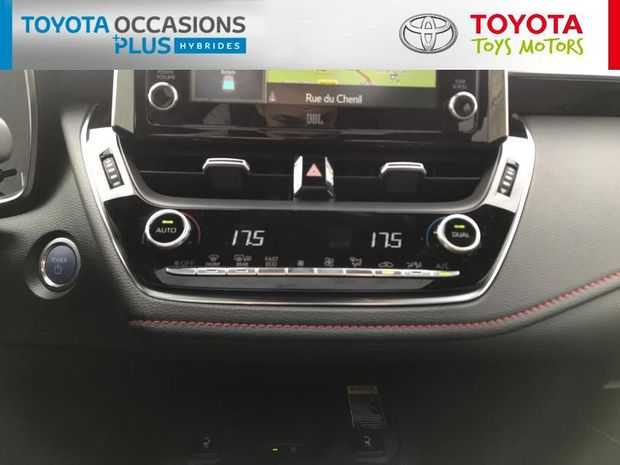 Photo miniature de la Toyota Corolla Touring Spt 180h Collection MY20 2020 d'occasion