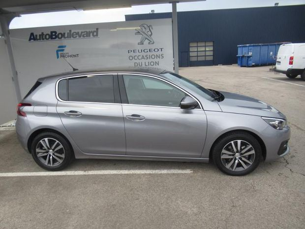 Photo miniature de la Peugeot 308 1.5 BlueHDi 130ch S&S Allure EAT6 2019 d'occasion