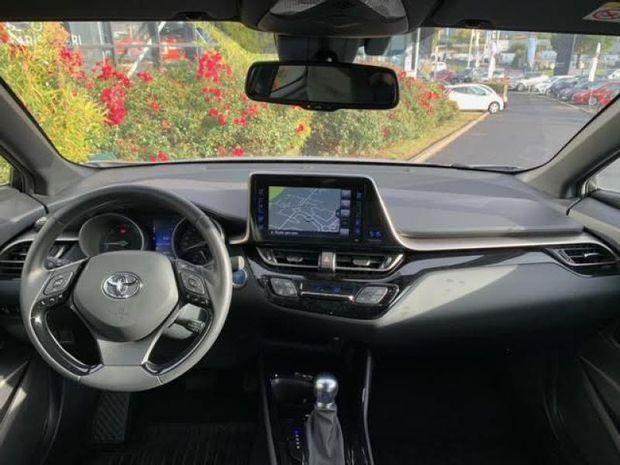 Photo miniature de la Toyota C-HR Edition RAC RC18 NavTPA 2019 d'occasion