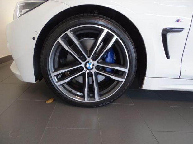 Photo miniature de la BMW Serie 4 Gran Coupe 420dA 190ch M Sport Euro6c 2019 d'occasion